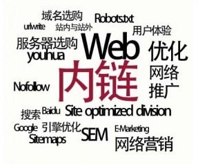网站内链系统的合理布局策略